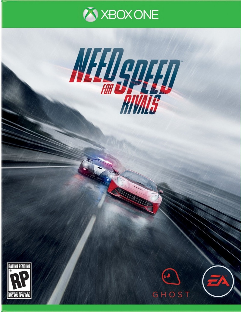 Need for Speed Rivals Jaquette