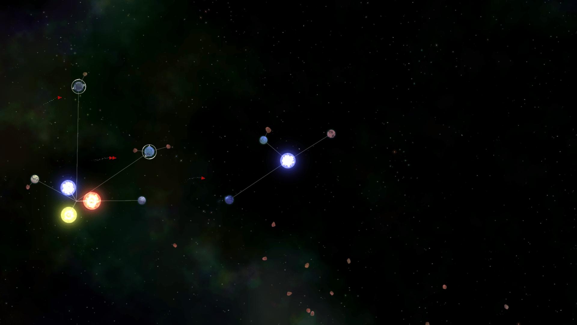 Solar 2 Screenshot Small Star