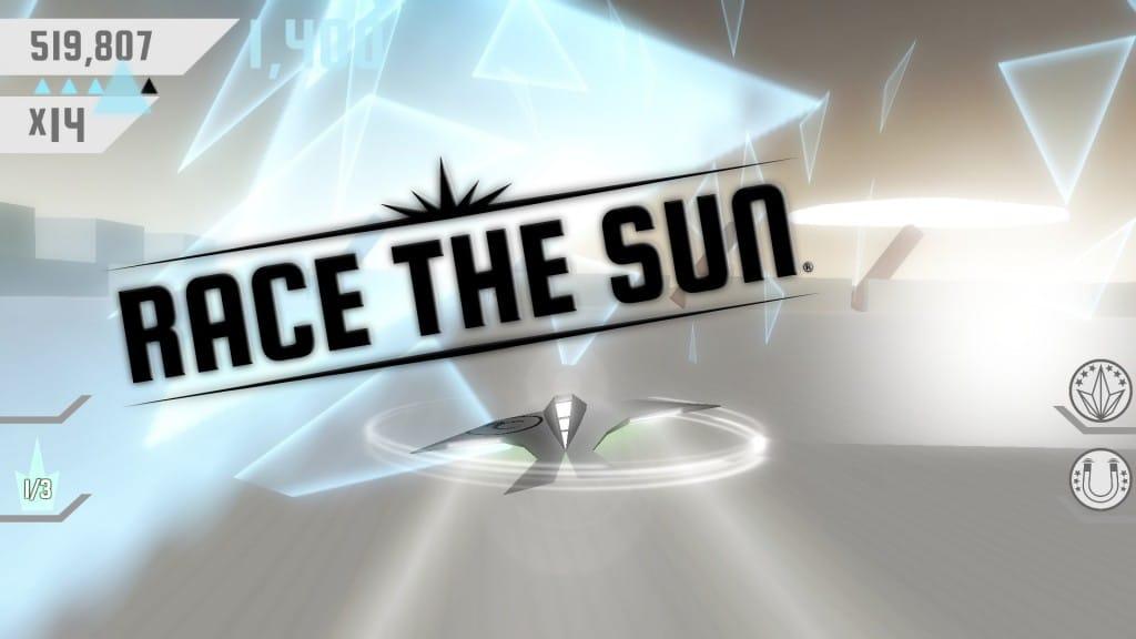Bannière Race The Sun