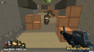 Screenshot Brick Force