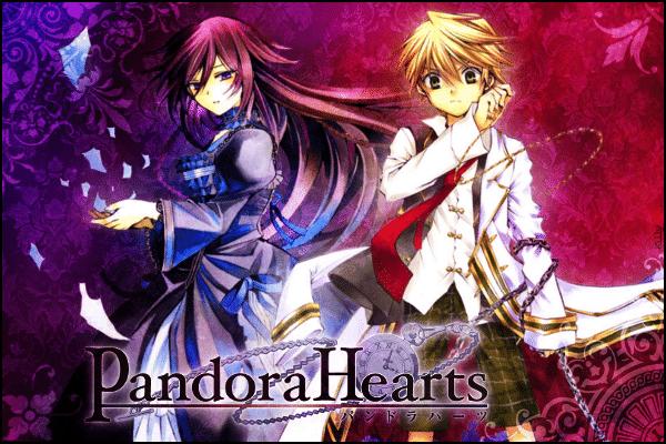 Pandora Hearts, mon avis.