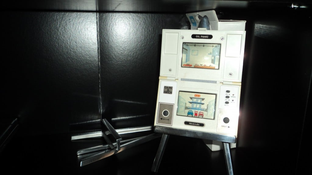 Chevalet Game & Watch