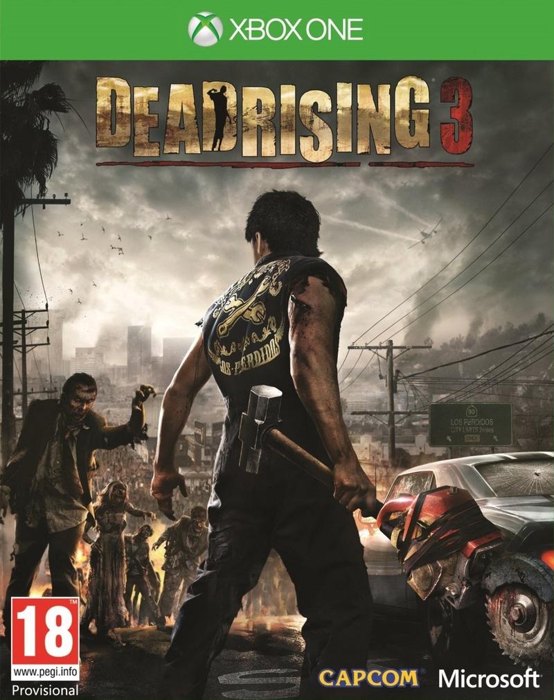 Dead Rising 3 Jaquette