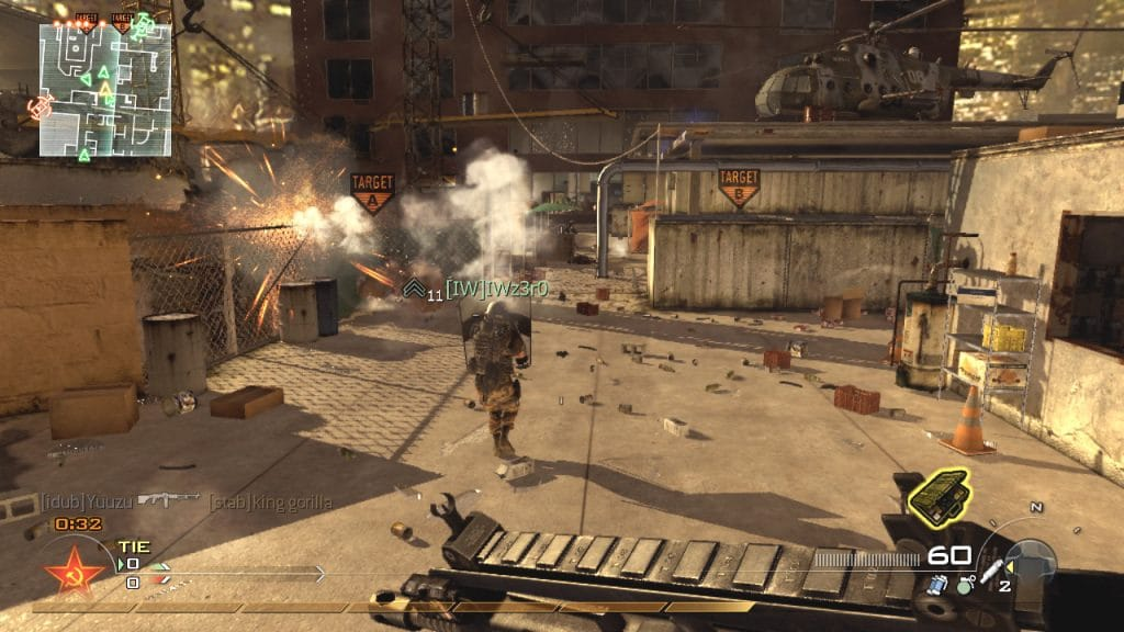 Modern Warfare 2 Screenshot